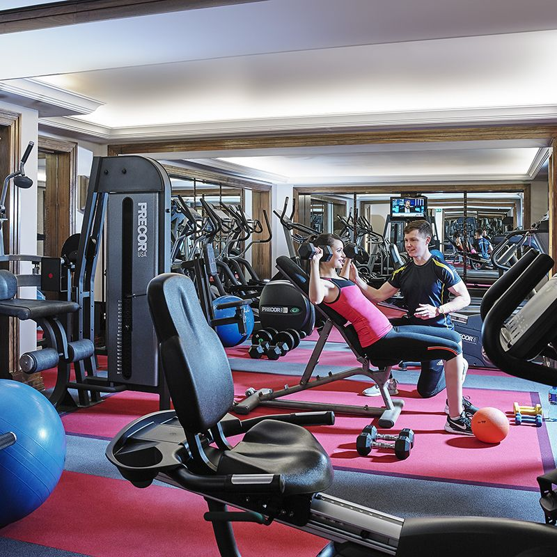 Gym & Fitness Facilities at The Killarney Plaza Hotel & Spa
